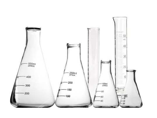 Glassware for Microbiology