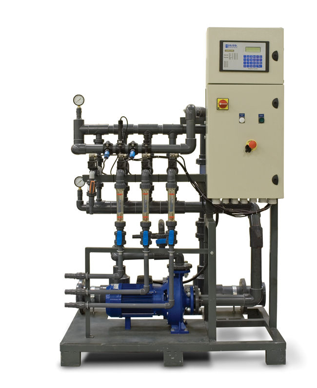 Fertigation Systems