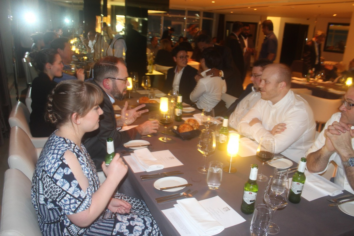 LSS Annual Dinner with Partners 2018